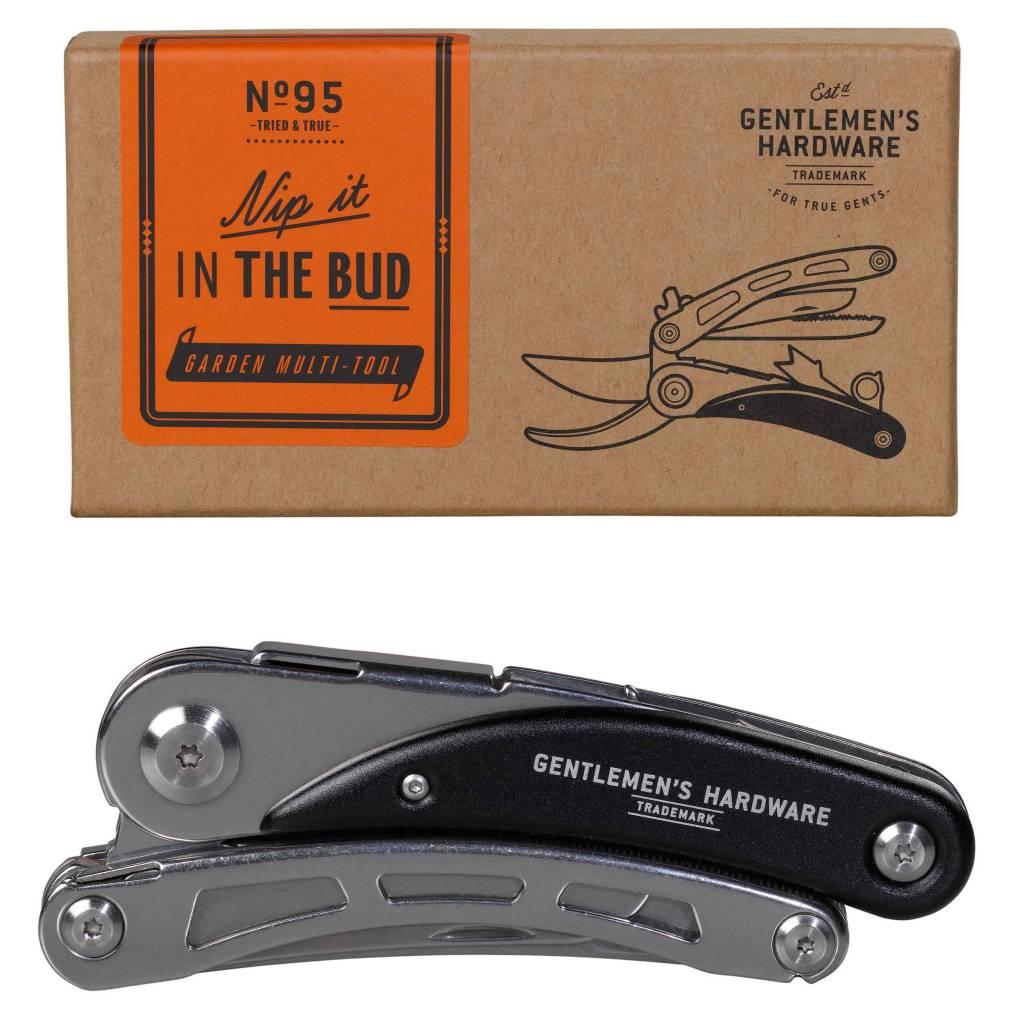 Gentlemen's hardware Garden multi-tool