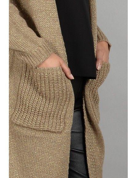 Molly Bracken Molly Bracken Ladies knitted cardigan