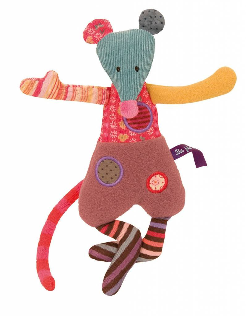 Moulin Roty Mouse soft toy