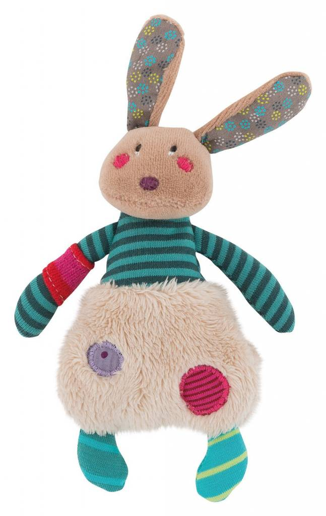 Moulin Roty Moulin Roty Les jolis pas beaux Rabbit soft toy
