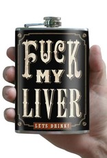 Flask - F*uck My Liver