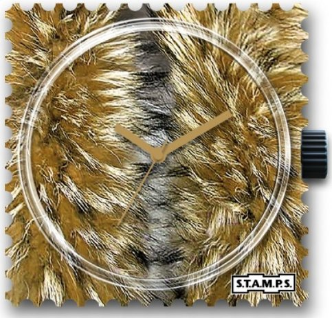 S.T.A.M.P.S. Stamps Watch False coon