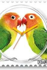 S.T.A.M.P.S. Stamps Watch Lovebirds
