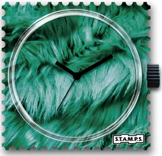 S.T.A.M.P.S. Stamps Montre Green cat