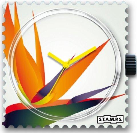 S.T.A.M.P.S. Stamps Watch Strelitzia