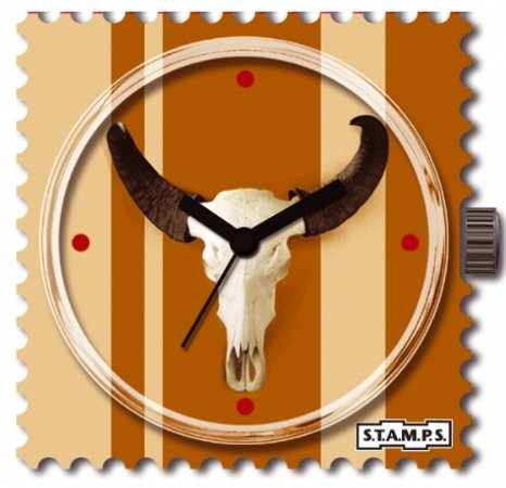 S.T.A.M.P.S. Stamps Watch Santa Fe