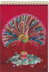 Izou Large sketchbook La Parade