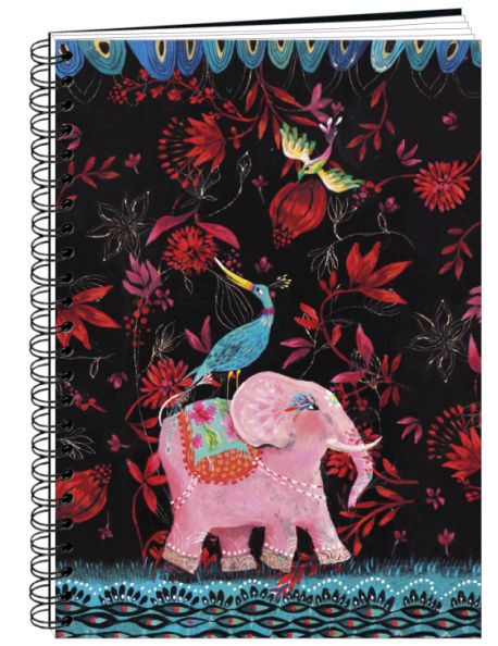 Izou Notebook Blue Bird