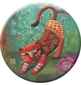Magnet Red Cat