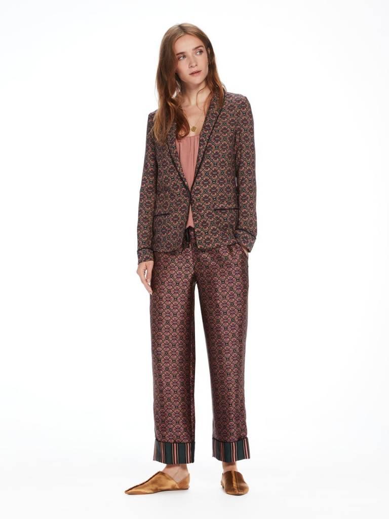 Maison Scotch Maison Scotch Blazer draped style pajamas
