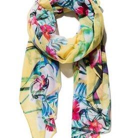 Desigual Gardenette scarf