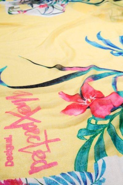 Desigual Desigual Gardenette scarf