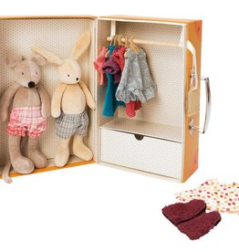 Moulin Roty Grande famille - Petite armoire