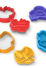 Fred Tough cookies - Cookie cutters
