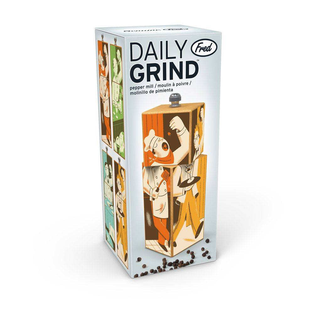Fred Daily grind - Moulin à poivre
