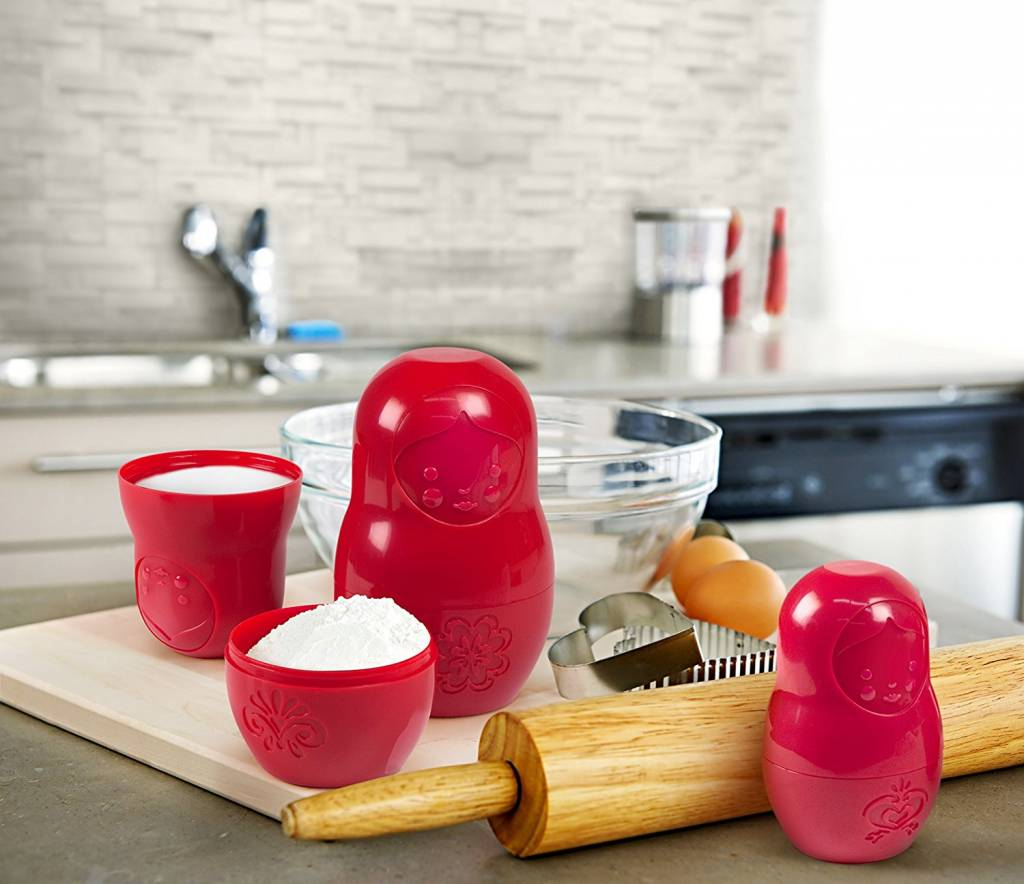Fred Fred M-Cups - Tasses à mesurer