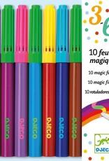 Djeco Djeco 10 feutres magiques