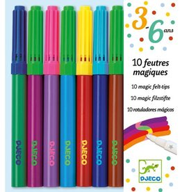 Djeco Djeco 10 magical pens
