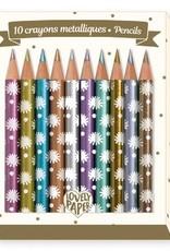 Djeco Djeco  Mini crayons Chichi