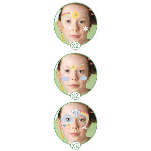 Djeco Djeco Coffret de maquillage Arc-en-ciel