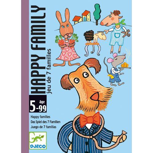 Djeco DJ05115 Happy family