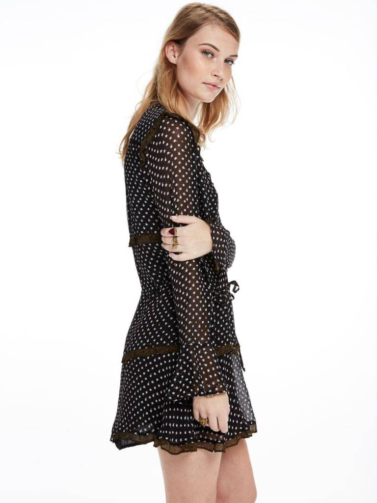 Maison Scotch Viscose dress