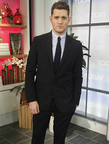 Michael Buble Today Show