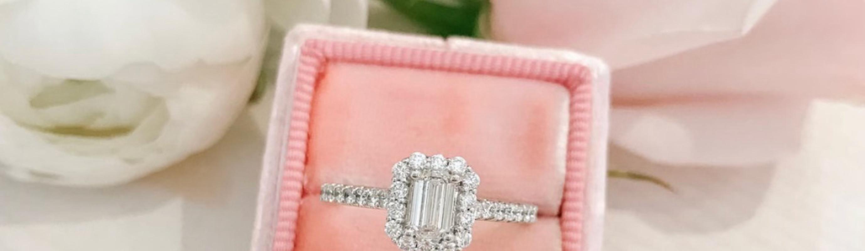 The elegant emerald cut