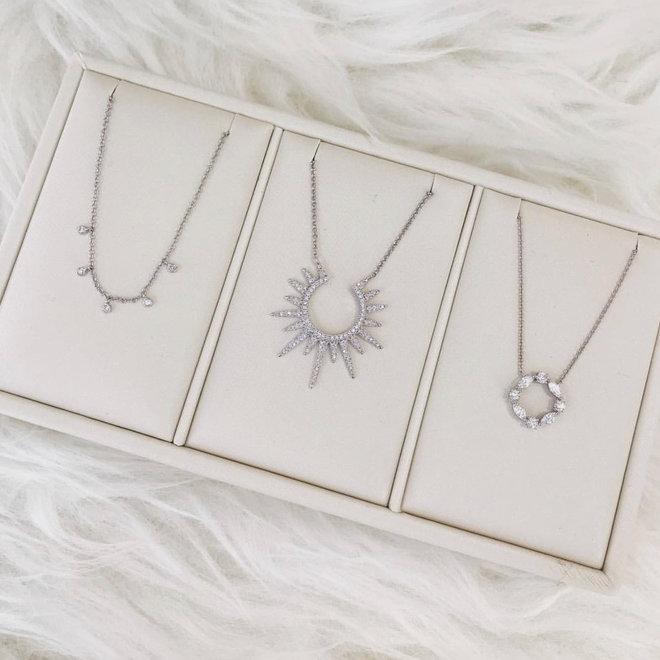 Diamond Choker Necklace