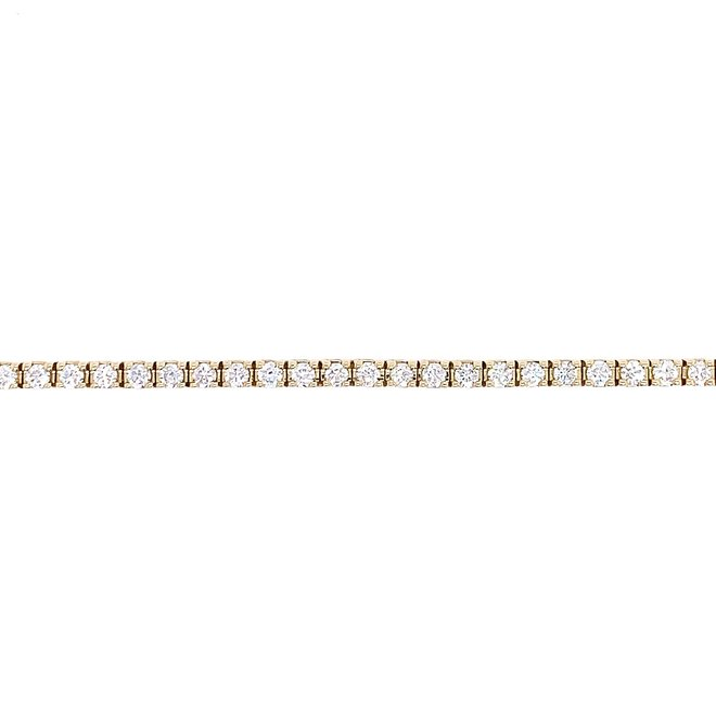 Diamond tennis bracelet 3.00ct tw
