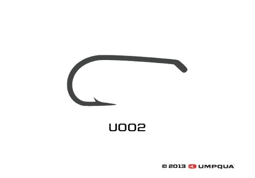 Umpqua Umpqua U-Series Hook Dry Fly U002