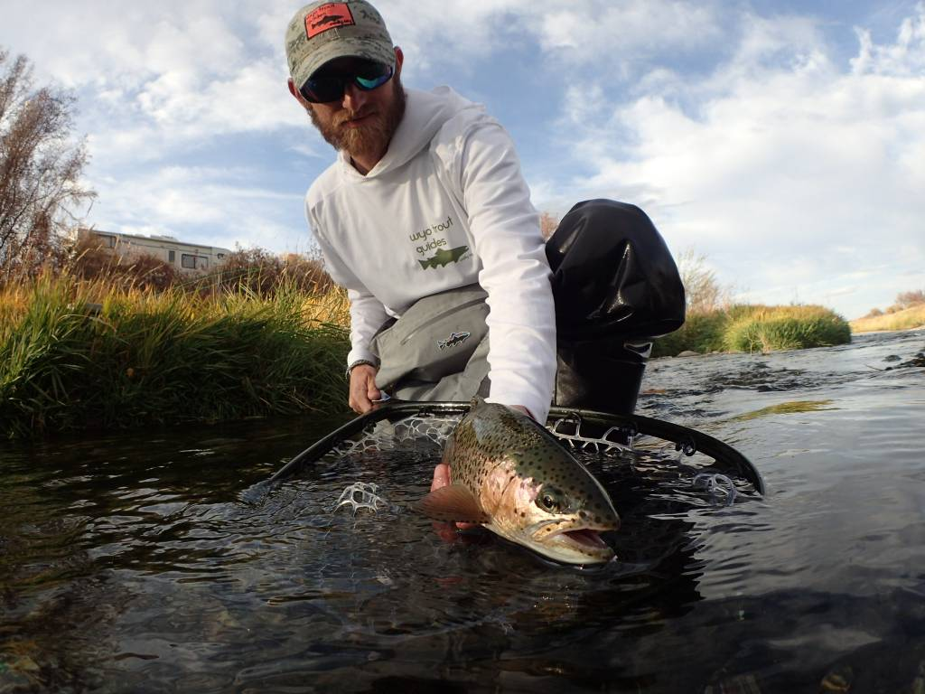 Fall and Winter Montana Fly Fishing