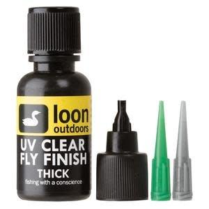Loon Loon UV Clear Fly Finish 1/2 Oz