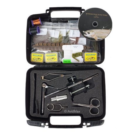 Scientific Anglers Scientific Anglers Deluxe Fly Tying Kit