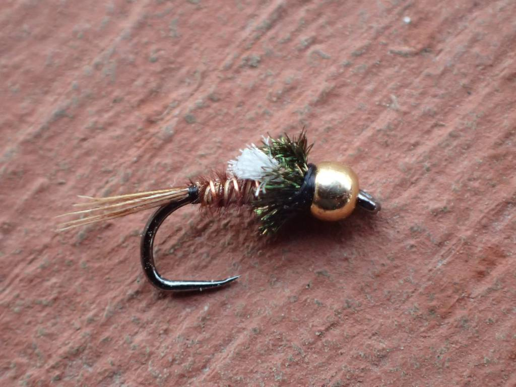 PT Emerger...Fly Tying Video and Recipe