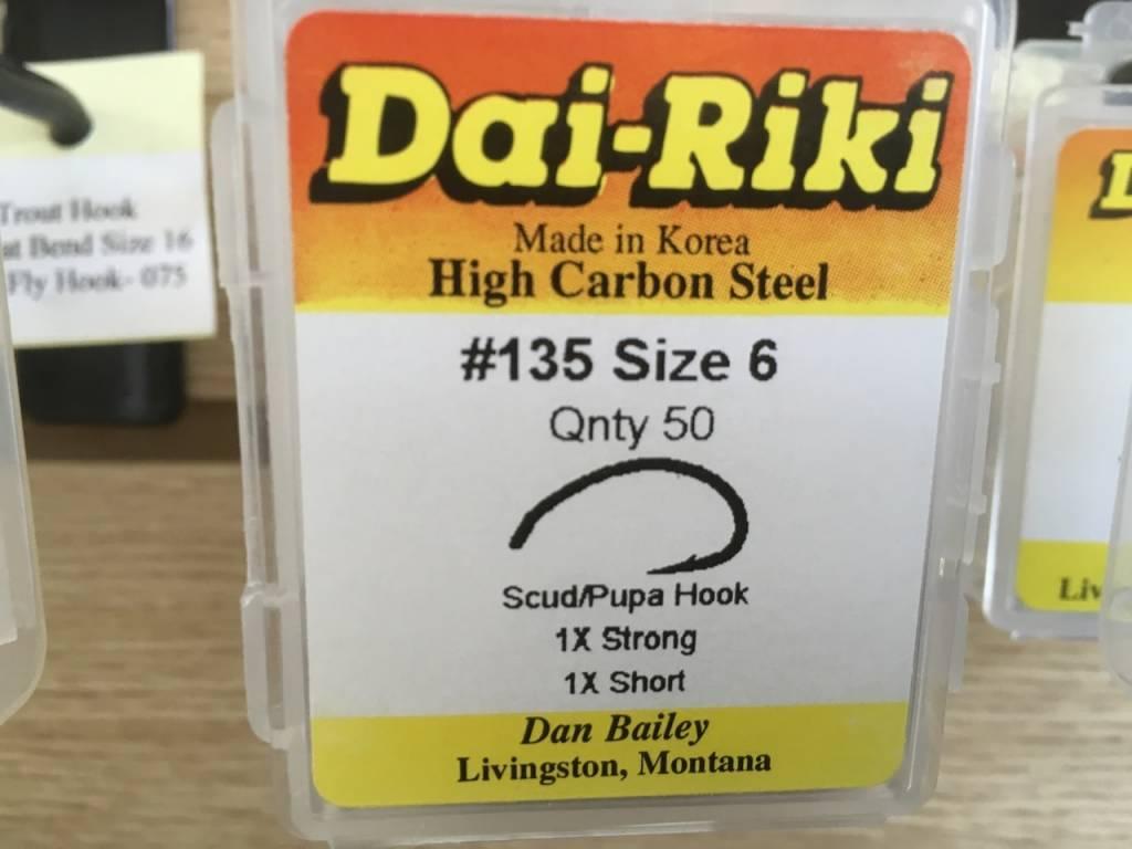 DAI-RIKI Dai-Riki #135 Scud/Pupa
