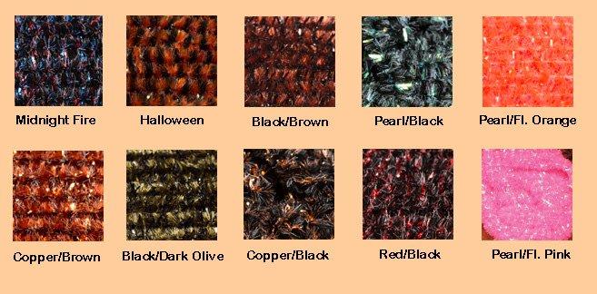 Hareline Dubbin, Inc. Hareline Speckled Chenille