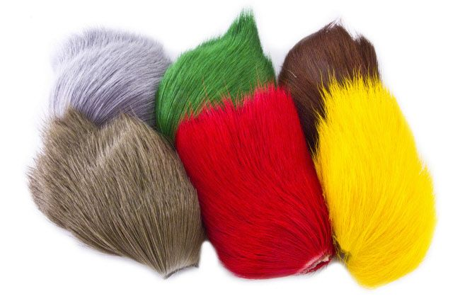 Hareline Dubbin, Inc. Hareline Deer Belly Hair