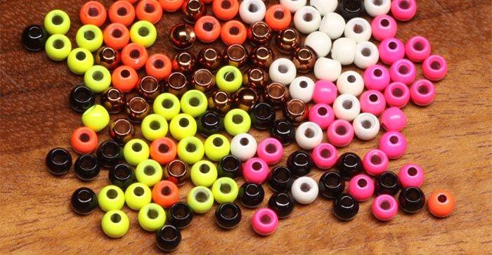 Hareline Dubbin, Inc. Hareline Dazzle Brass Beads