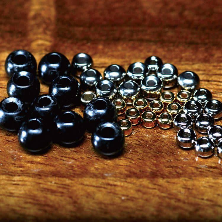 Hareline Dubbin, Inc. Hareline Countersunk Tungsten Beads