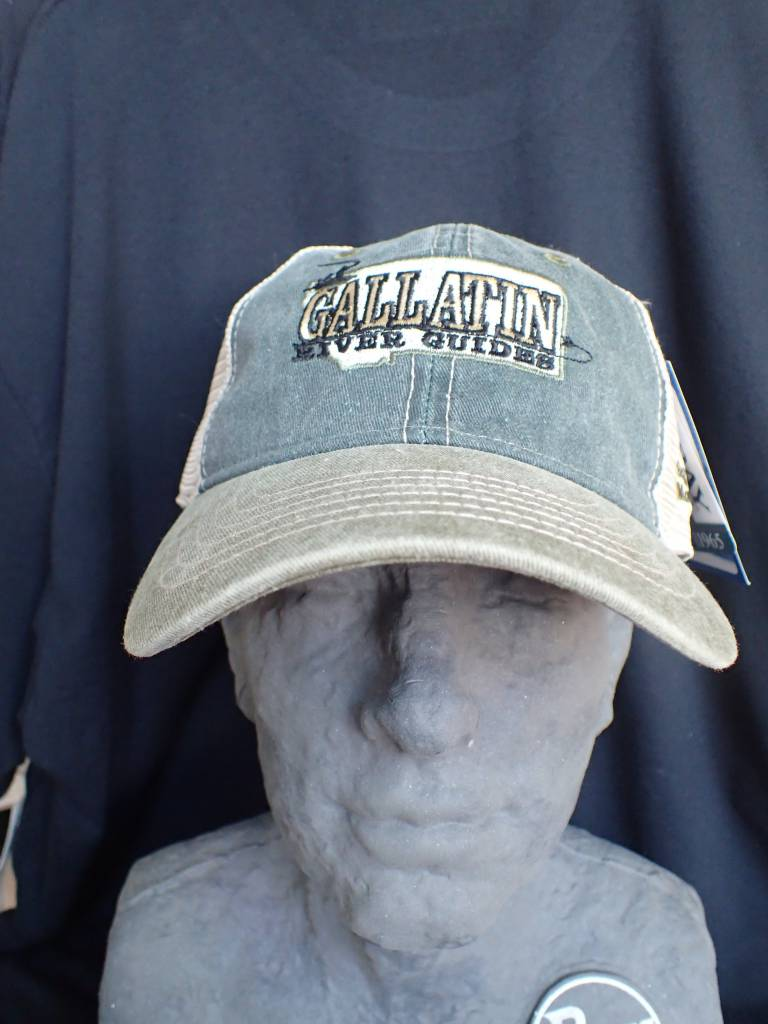 Ouray Sportswear Ouray Legend Vintage Wash Trucker Cap Art #362471