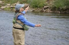 Where Are They Now? Jane Pratte Expands with Wyoming Women Anglers