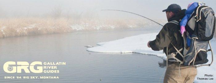 Montana Fly Fishing News: It's Fishy February here at GRG!