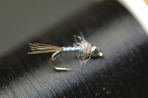 Thursday Night Fly Tying...Lightning Bug and Whip Finishing