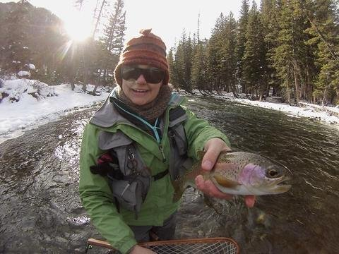 Explore Big Sky Fishing Report...Helpful Tips for Winter Fishing