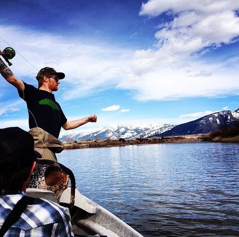 Yellowstone River Closure Catch Up