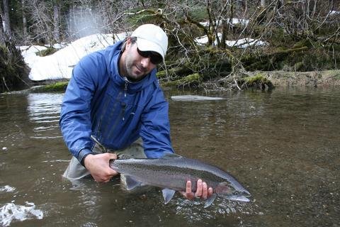 Fly Shop Day Dreamin': Steelhead on the brain