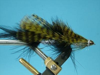 Thursday Night Fly Tying...Kelly Galloup's Double Screamer