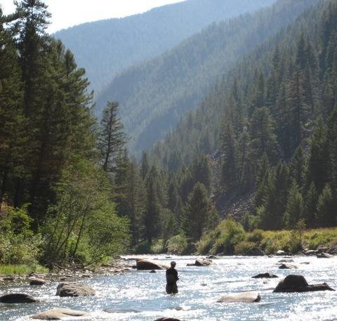 The Gallatin River: Big Sky and Bozeman's favorite river