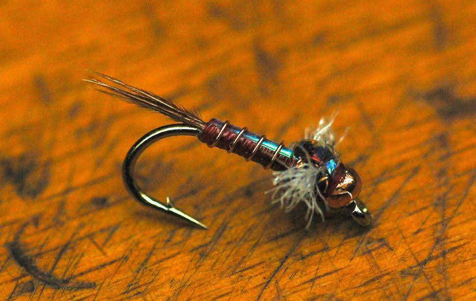 Wednesday Night Fly Tying...Wilcox's Little Green Machine with How-to video